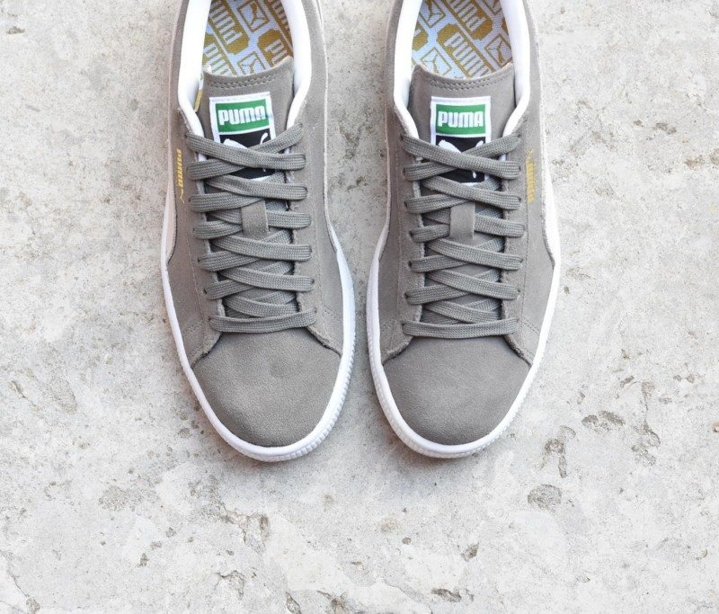 3a2d1b12626 p 4140696 14830396 46183 images (5) 352634-66 AmorShoes-Puma-suede-classic- steeple-gray-white- ...