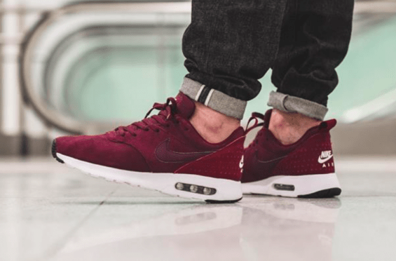 NIKE AIR MAX TAVAS LTR BORDEAUX NUIT BmSneakers