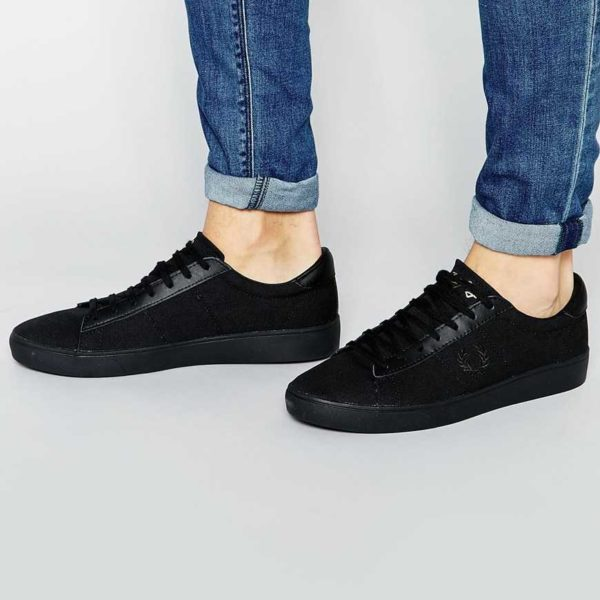 147DCQ001770 FRED PERRY SPENCER TRAINER LIENZO-2015