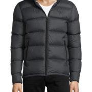 Ideal Men Clothing Moose Knuckles black forest Whitewood Puffer Jacket
