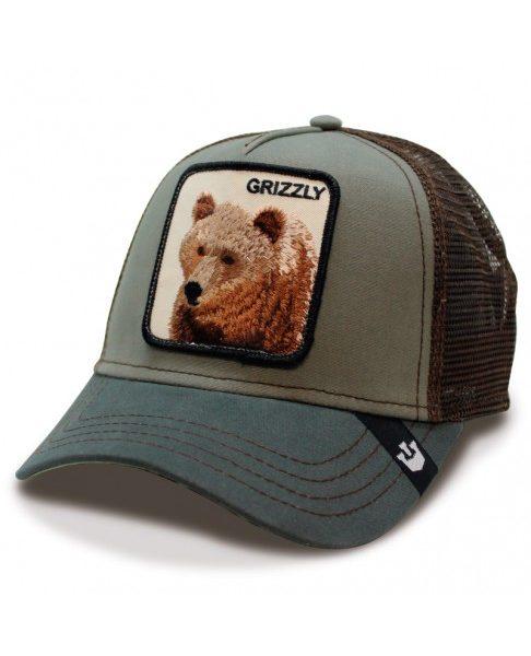 gorra-goorin-bros-oso-grizzly-trucker-oliva-marron