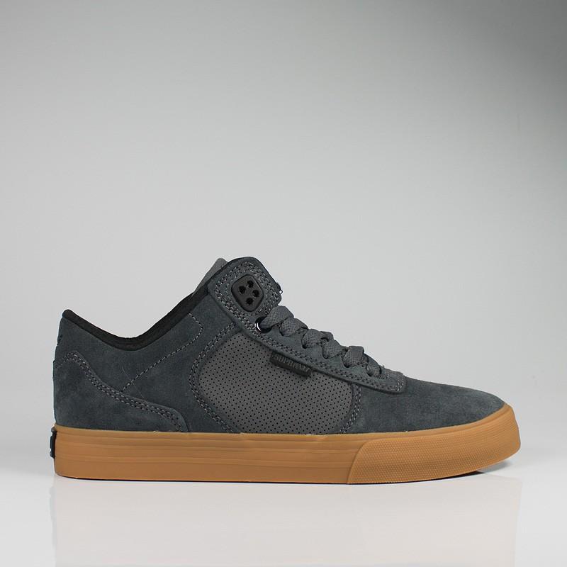 Supra · SUPRA ELLINGTON VULC CHARCOAL-GUM – BmSneakers 84cf31216f4