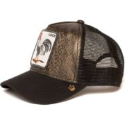 gorra-trucker-negra-gallo-tropical-de-goorin-bros