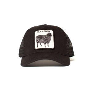 8072-Gorra-Goorin-Bros-parche-oveja-negra-Naughty-Lamb-estilo-beisbol